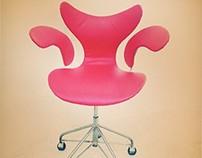 Projeto Mini-cadeira Lilly