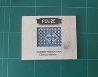 """Diseño de Producto: Billeteras """"Pouze"""""""