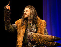 Thorin Oakenshield Cosplay Costume