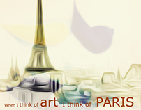 Paris and art
