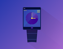 iWatch Icon Concept