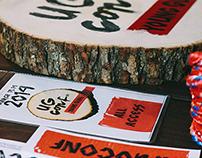 UG conference 2014 Branding, Print, and Web design