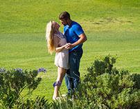Donner Engagement Photos