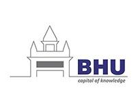 Graphic Identity of Banaras Hindu University, INDIA