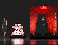Martell event