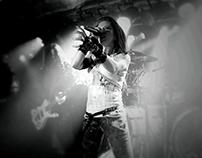 Arch Enemy concert - Bergen 2014