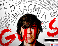 GUTS - Stefan Sagmeister
