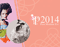 """Peony Fashion House"" Calendar project"