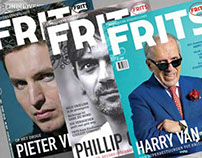 Interviews en reportages voor FRITS Magazine