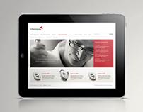 Corporate & Brand Identity - Chempaq A/S, Denmark