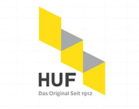 Huf Haus | Identity and Editorial