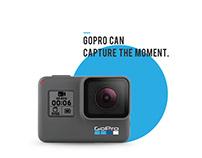 GoPro | UI/UX Design