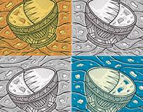 JLabel Pattern Design