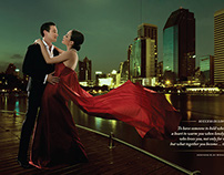 Moet & Chandon Thailand - Magazine Advertisement