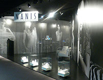 NANIS booth - BASELSHOW 2007