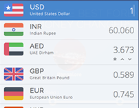 Cashkumar Currency Converter