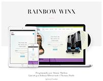 Projeto Web - Rainbow Winx