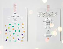 18 templates of invitations