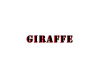 3D Character Model_Giraffe