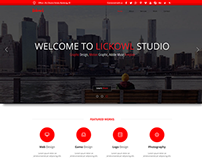 Lickowl Muse Template