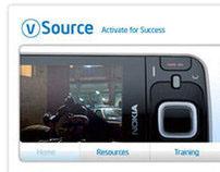 Intel Portal Site