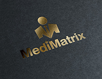 MediMatrix - Branding sample for medical field