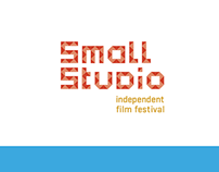 Small Studio - Independent Film Festival Identity