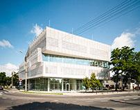 WAŁBRZYSKA OFFICE BUILDING