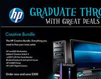 HP University Portal Site