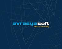 Avrasyasoft Logo Design