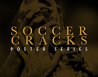 Soccer Cracks - Poster series