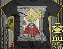 BISHOP tee design for Courier_Nu