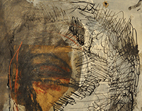 """drawings """" obverse and reverse """"  2014."""
