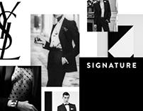 Signature - YSL
