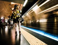Maratona Fotográfica Carris/Metro - Menção Honrosa