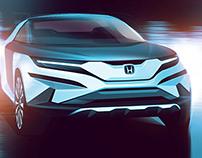 Honda Concept W.I.P