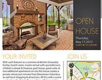 Realty Executives - Open House Email & Property Site