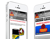 Shooters Choice Mobile Site