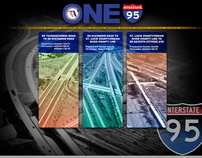 Public Services Website for Widening of I-95 in Florida