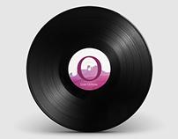"""12"""" Vinyl cover design for ONAWA"""