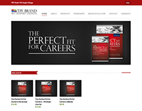 The Perfect Fit for Careers - Web, Print and Branding