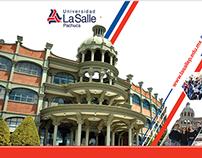 Exhibition stand | Universidad La Salle