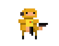 pixel strike force