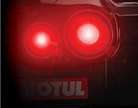 Motul Oil Magazine Ads