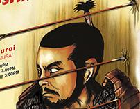 Akira Kurosawa Film Festival Poster