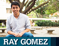 Ray Gomez for Finance Officer