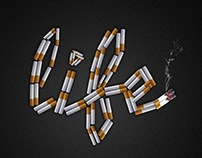 A life's worth: Anti-smoking campaign