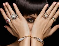 Jewellery Campaign Shoot by Pintaar