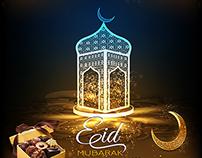 EID MUBARAK to all my friends