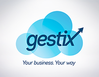 Gestix management software rebranding